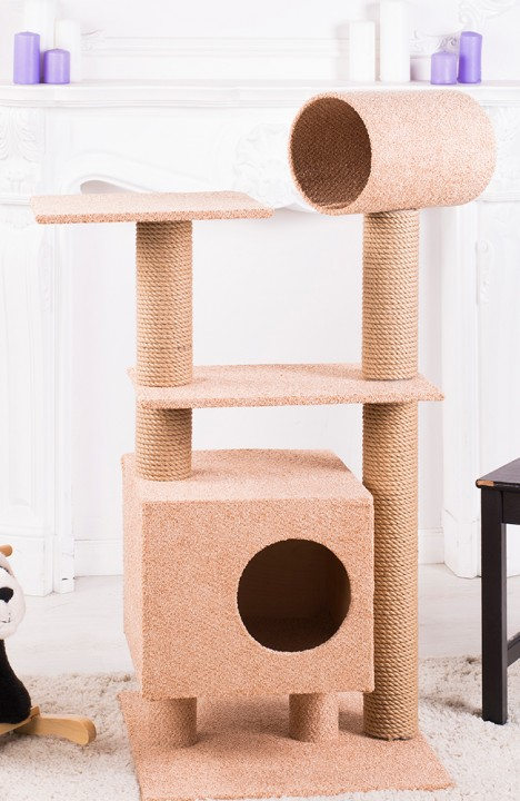 Домик для кошки Алладин-10С