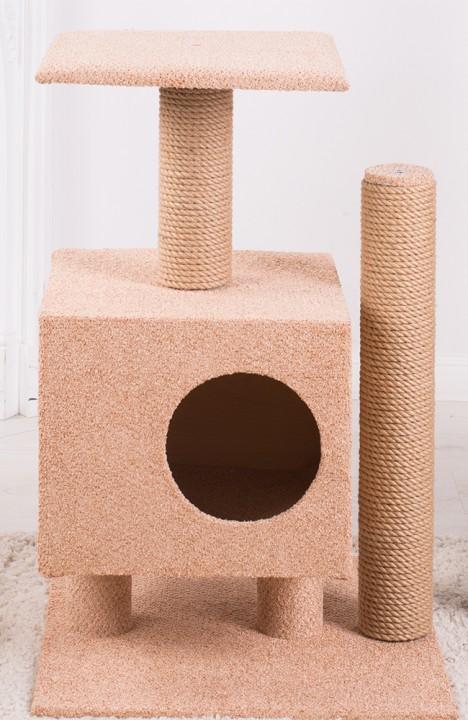 Домик для кошки Алладин-2С
