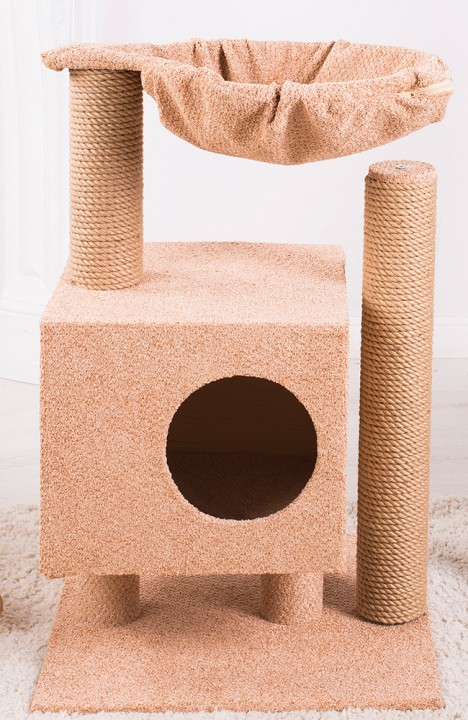 Домик для кошки Алладин-3С
