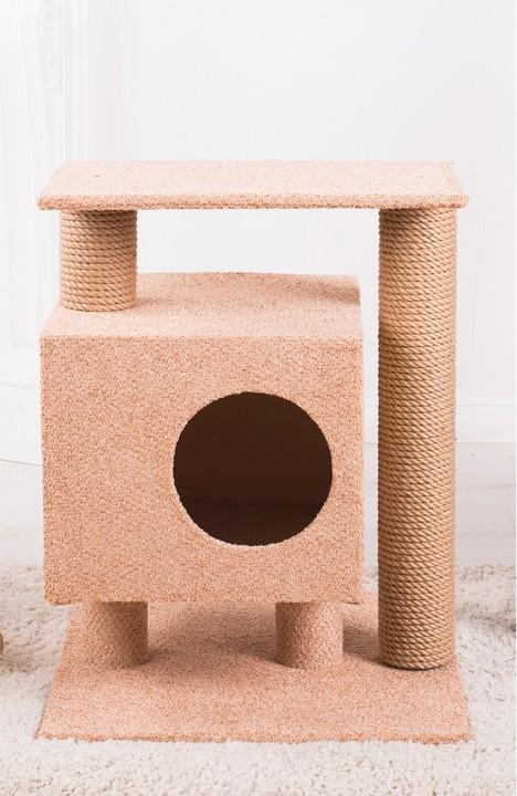 Домик для кошки Алладин-4С