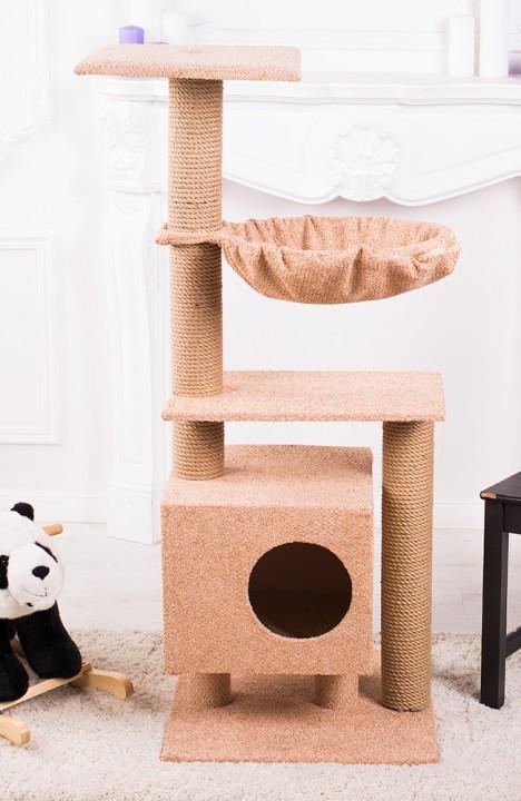 Домик для кошки Алладин-7С