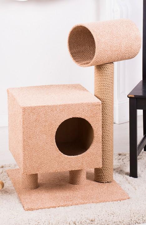 Домик для кошки Алладин-8С