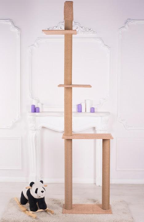 домик-башня для кошек Балкон-4С