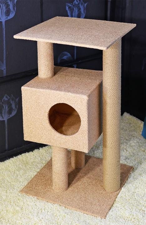 Домик для кошки Барон-1С