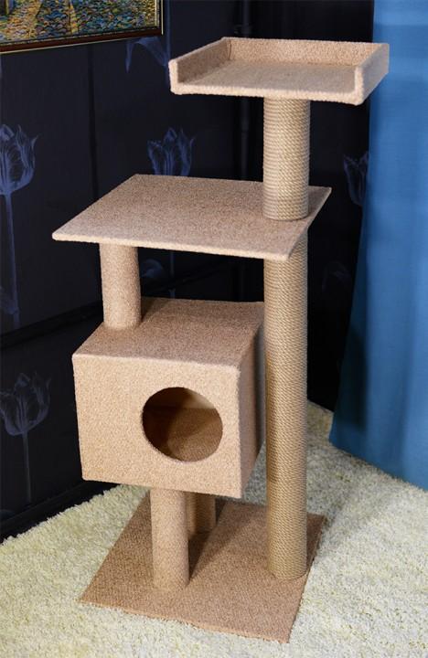 Кошачий домик Барон-2С