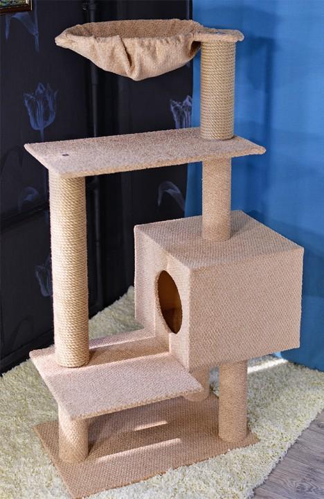 Домик для кошки Гранд-14С