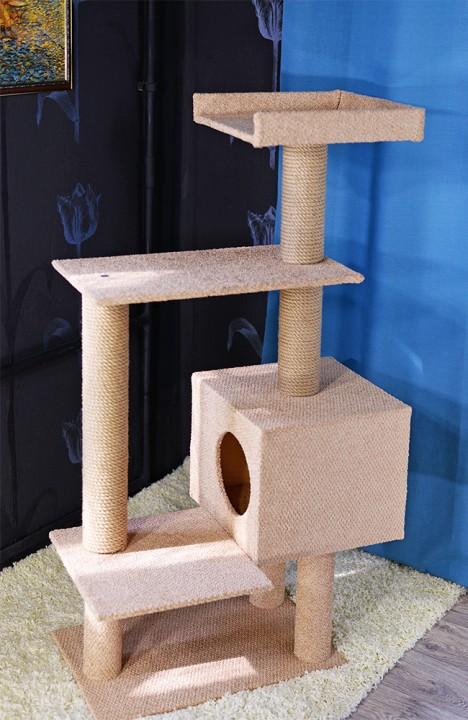 домик для кошки цена Гранд-18С