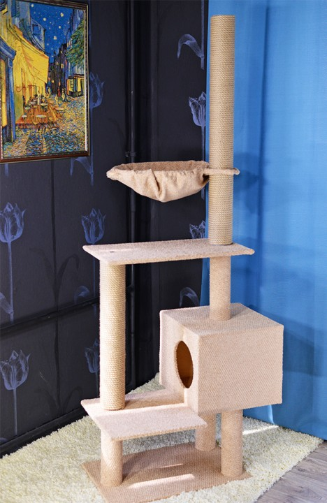 Домик для кошки Гранд-5С