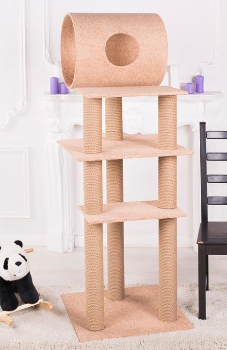 Домик для кошки Гибрид-3С