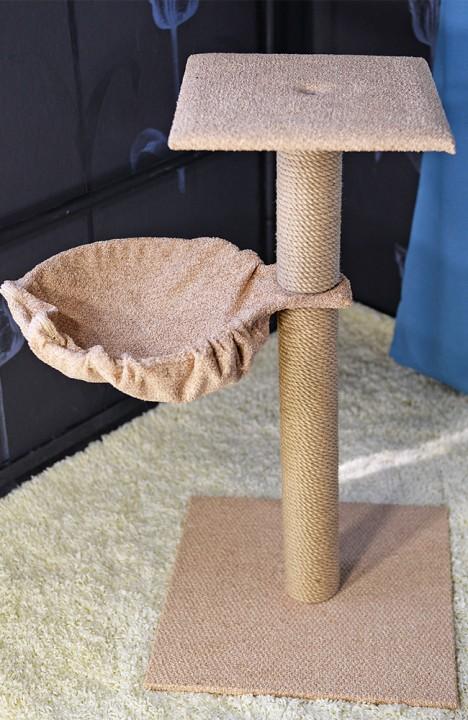 Комплекс для кошек Когтеточка-11С