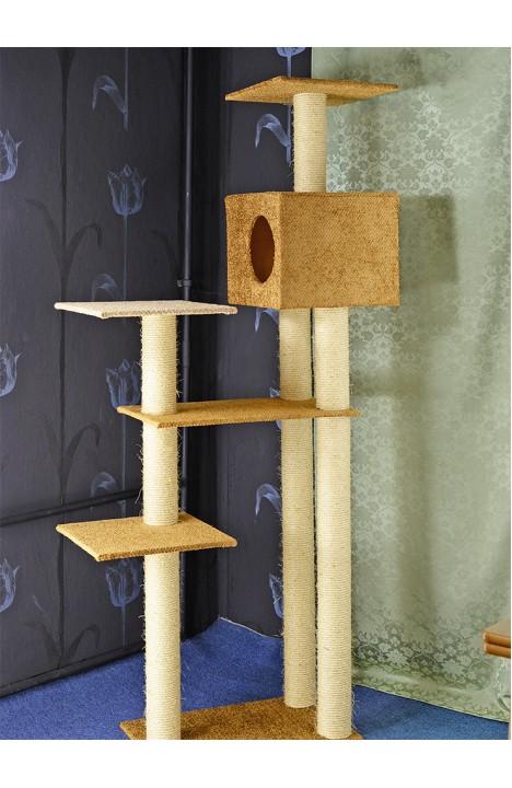 Домик для кошки Леопольд-2С