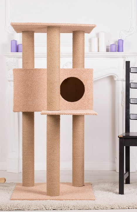 Домик для кошки Мейн-кун-3С