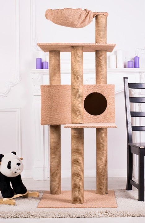 Домик для кошки Мейн-кун-7С