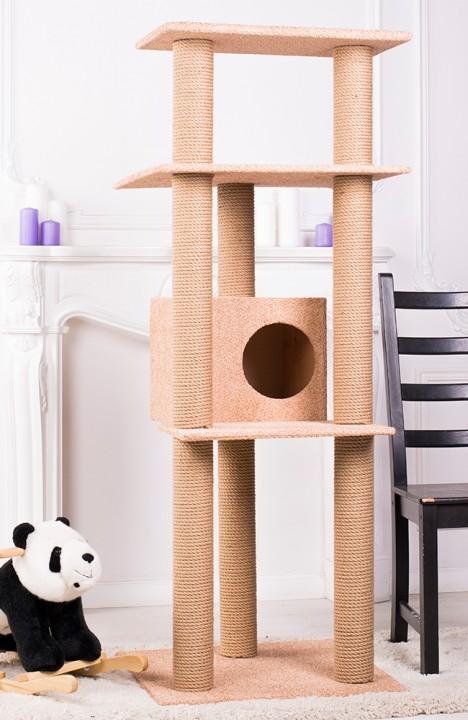 Домик для кошки Уют-10С