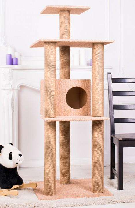 Домик для кошки Уют-13С