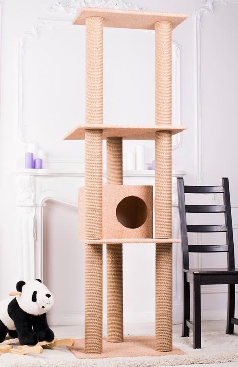 Домик для кошки Уют-14С