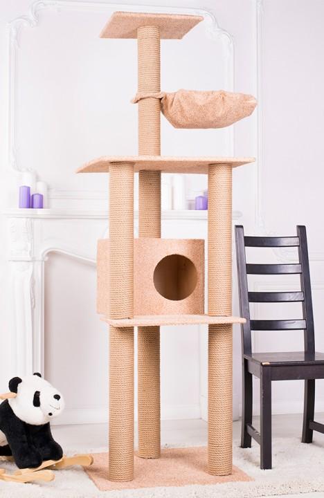 Домик для кошки Уют-15С
