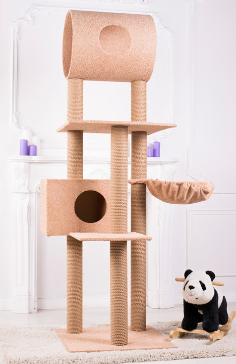 Домик для кошки Уют-5С