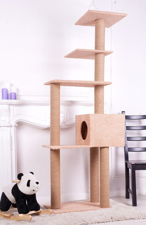 Домик для кошки Гранд-15С