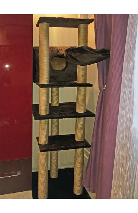 Купить домик для кошки недорого Гибрид-1С