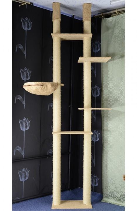 Комплекс для кошки Балкон-6С