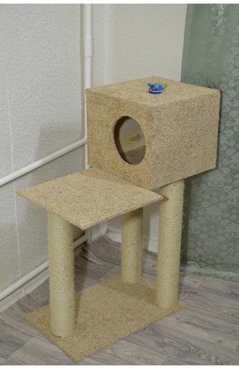 Игровые домики для кошек Гранд-1С